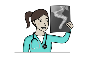 x-ray report icon