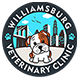 Williamsburg Vets Mobile Retina Logo
